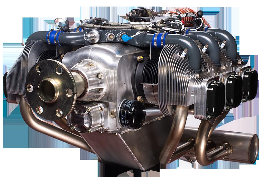 UL390iS | ULPower Aero Engines
