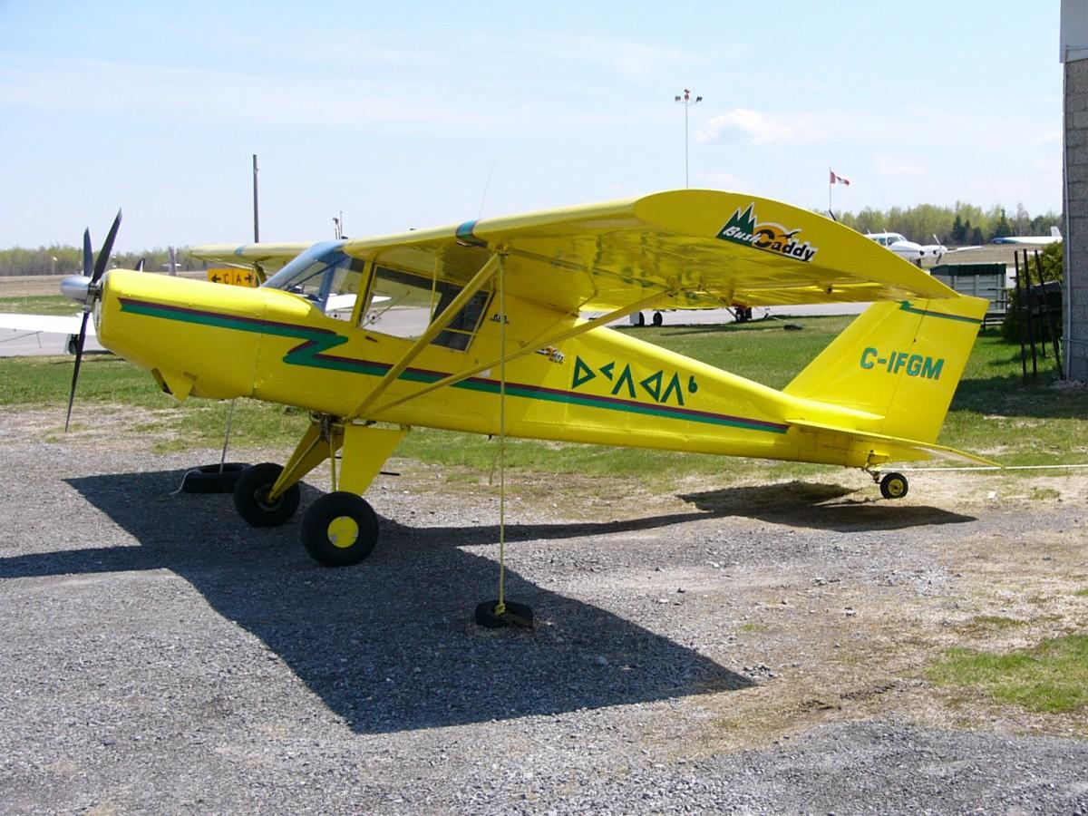 Bushcaddy r80
