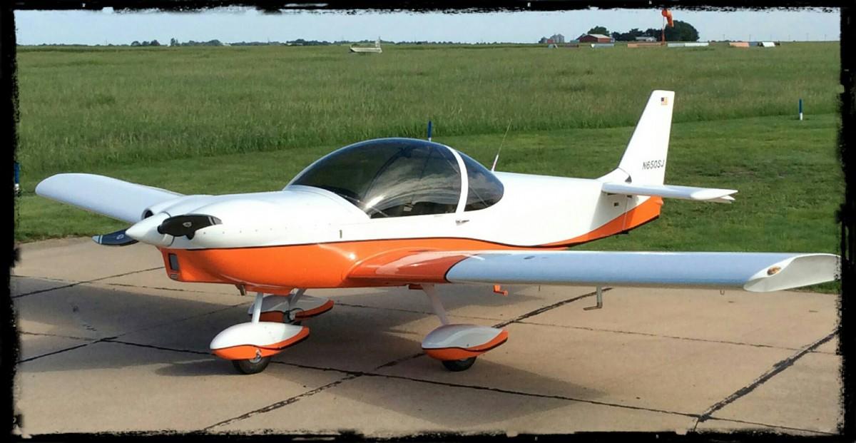 Zenith aircraft CH650
